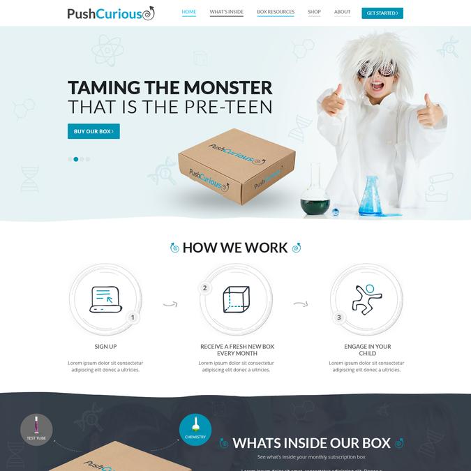 Winnend ontwerp van MeetP