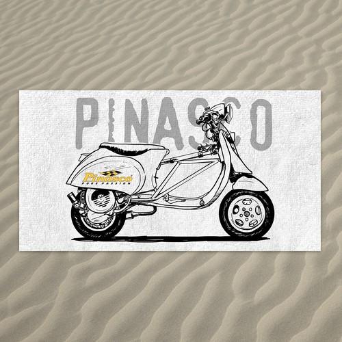 Runner-up design by FilippoMozone
