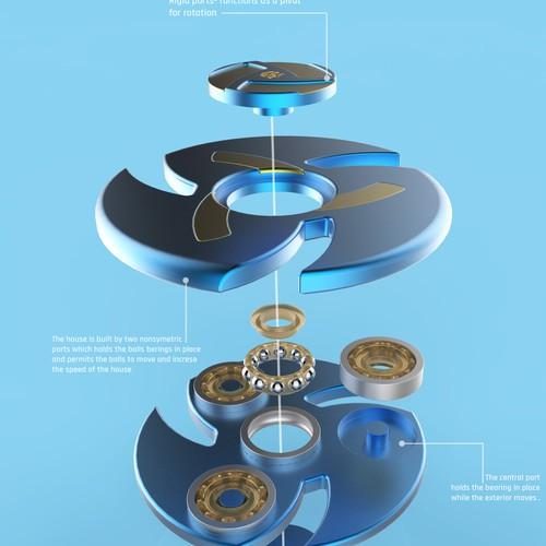 Diseño finalista de Ionut Capris
