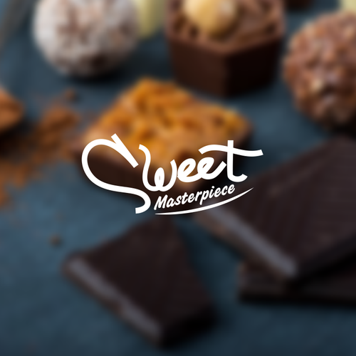 Sophisticated Yet Approachable Logo For Chocolate Shop And