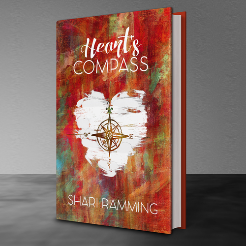 Poetry Book Cover Up ~ Book cover design for a spiritual love based poetry