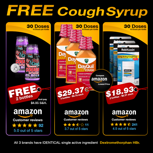 Robocough Price Comparison Ad Postcard Flyer Or Print Contest 99designs Robo cough is a product marketed as a powerful cough suppressant. robocough price comparison ad