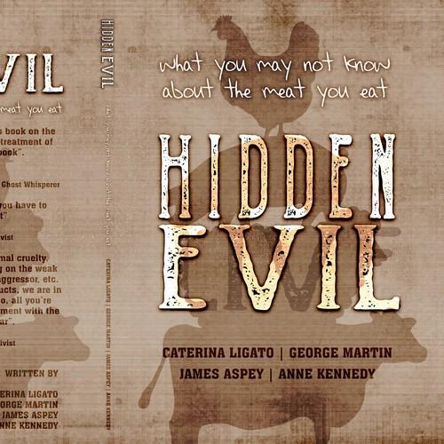 Design di Hidden Evil Contest di DoBOOKS