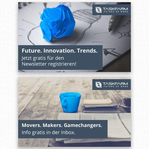 Runner-up design by MB | Concept & Design