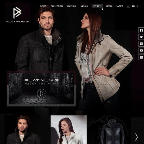 Design finalista por ScarlettaDesign