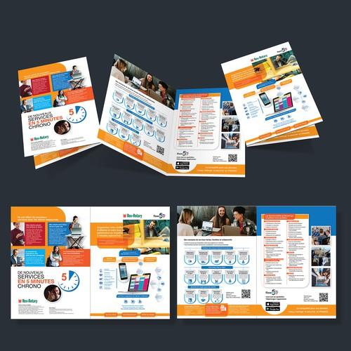 Diseño finalista de Tech Teach Graphic