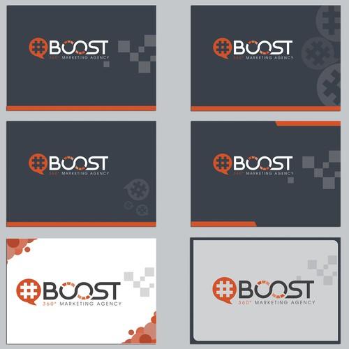 Runner-up design by Shozib Design
