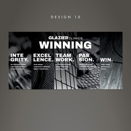 Diseño finalista de RAFDdesign
