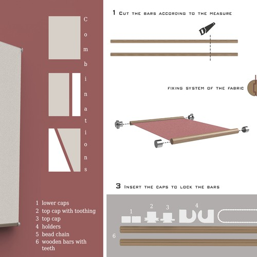 Runner-up design by Concetto Vecchio
