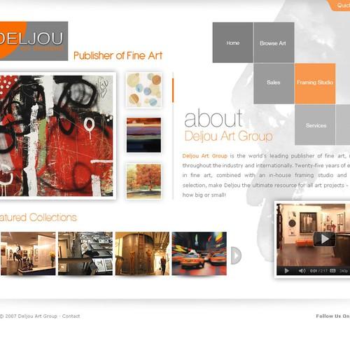 Diseño finalista de sandeep99