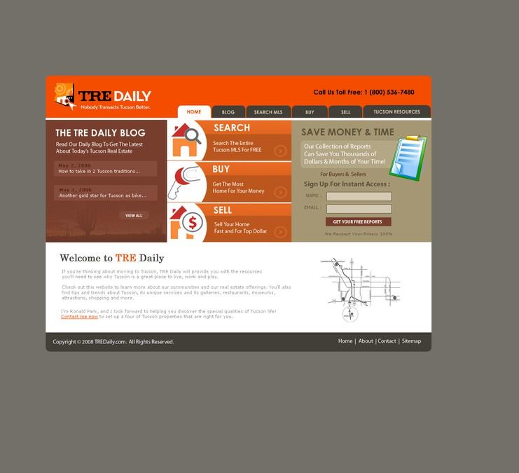Design gagnant de webknix