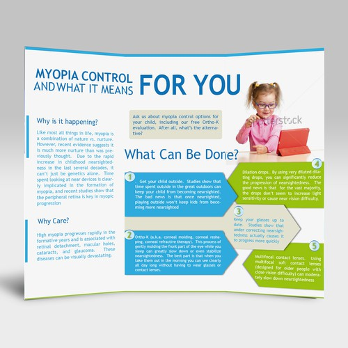 myopia control As a profession we all know there has been a large exodus towards increased close work and study, namely with desire to 'do better' academically and the almo.