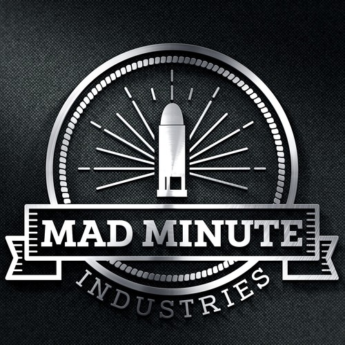 Mad Minute Industries We Need A Great Logo Logo