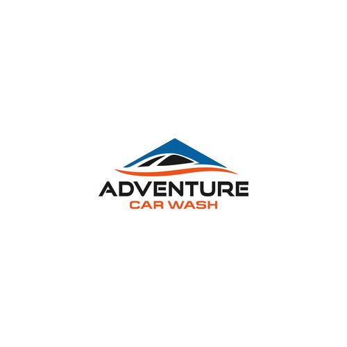 Design a cool and modern logo for an automatic car wash company Design by salsa DAS