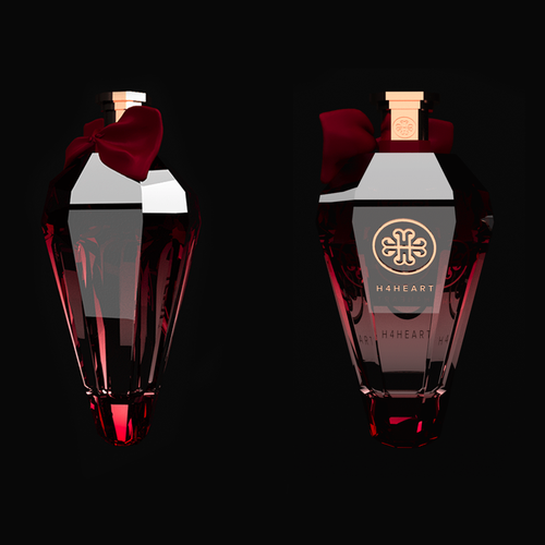 Runner-up design by Pauline •