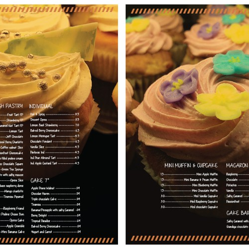 New postcard or flyer wanted for Cake Generation Design by Smile_frisby_11