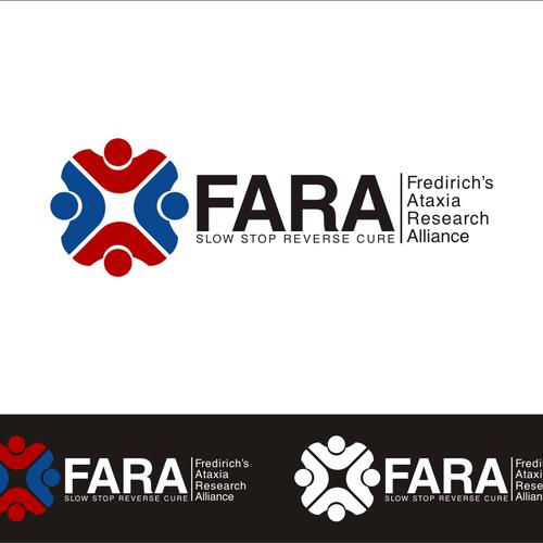international charity launching new identity logo design