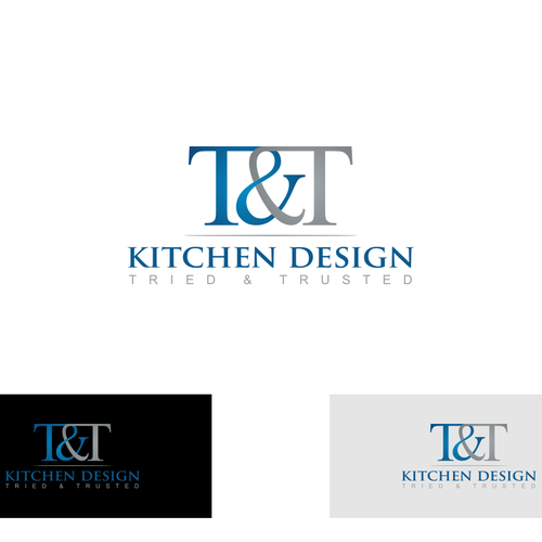 Logo for t t kitchen design logo design contest for Kitchen decoration logo