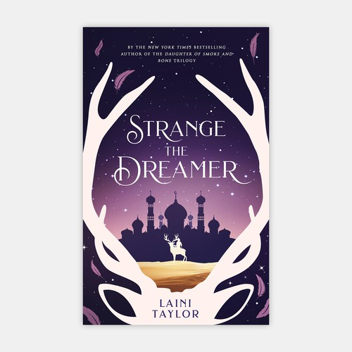 Community contest   Design a kick-ass book cover for a 2017 bestseller using Adobe Stock! 🏆 Design by Lsmyang