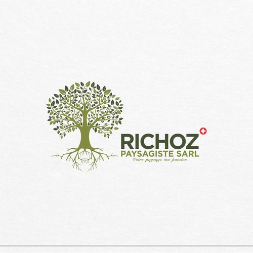 Logo entreprise paysagiste concours cr ation de logo for Creation entreprise paysagiste