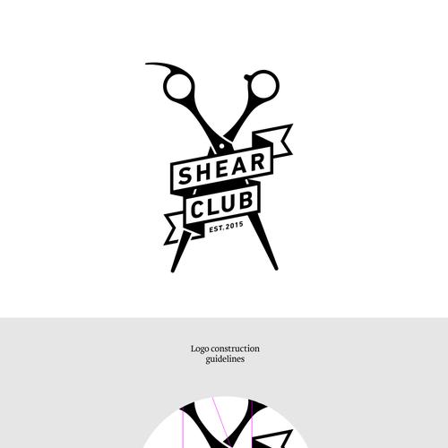 Runner-up design by · Alex ·