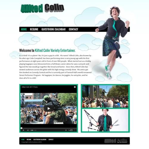 Zweitplatziertes Design von Seabit Media
