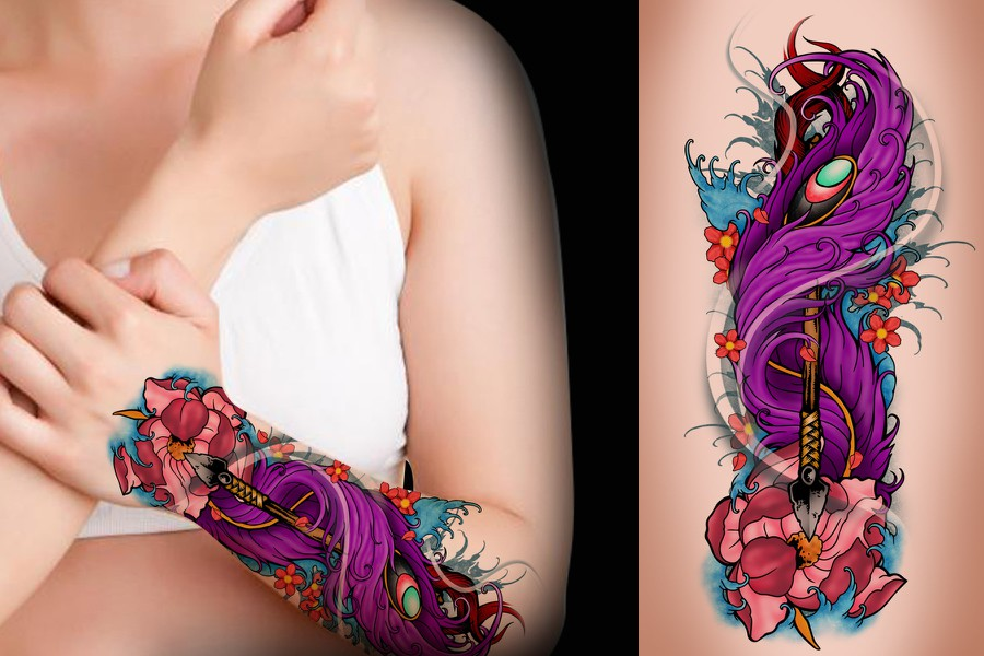 Winning design by INKSPITJUNKIE