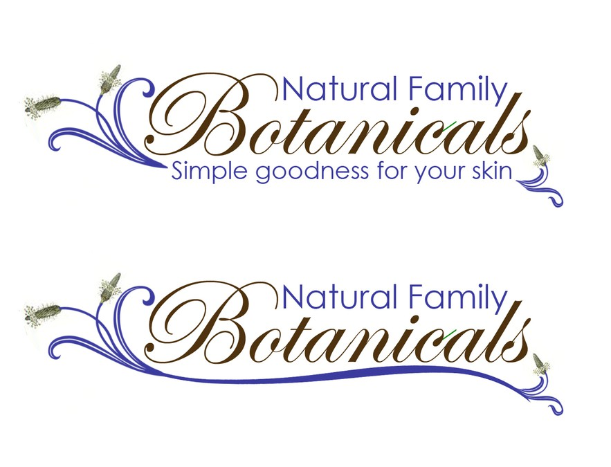 Natural Skin Care Products Logo & Label Design | Logo design contest