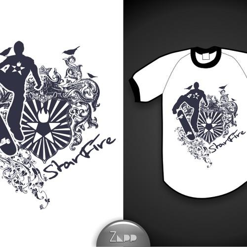 Design finalista por zapp
