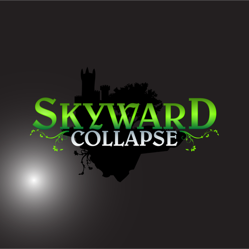 *** Logo for Skyward Collapse PC Game*** Design by idvectory