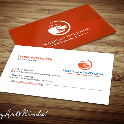 Ceo Business Card Business Card Contest