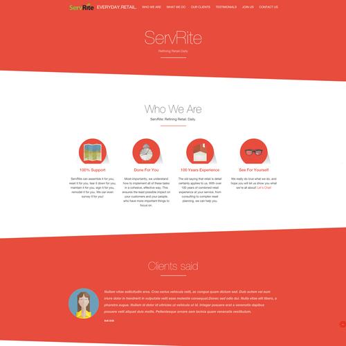 Diseño finalista de SalesGator
