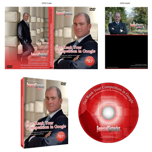 DVD Disc, Cover, & Insert Design Template - $325 | Other Graphic ...