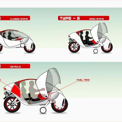 Diseño finalista de echoschlaf
