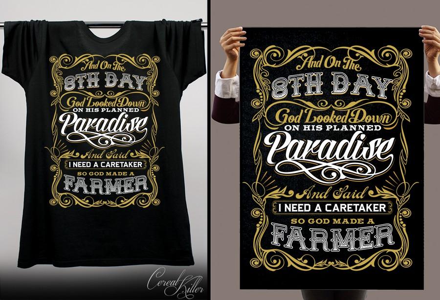 Diseño ganador de cereal killer