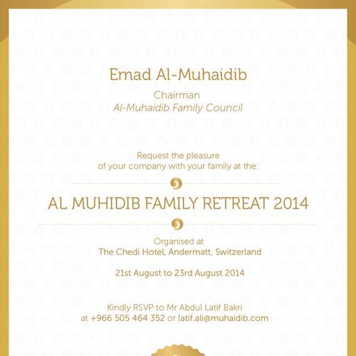 retreat invitation template