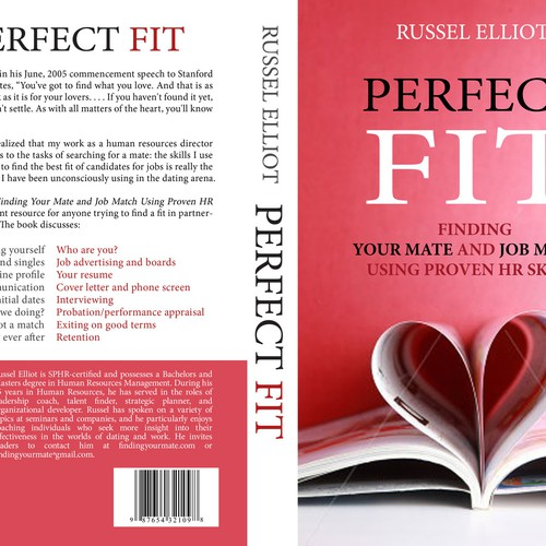 Create the next book cover for Perfect Fit in Mate and Job ...