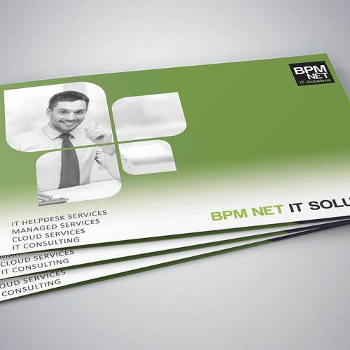 Runner-up design by Naveed Fakhar