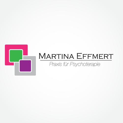 Praxis Für Psychotherapie Sucht Design Für Logo Und
