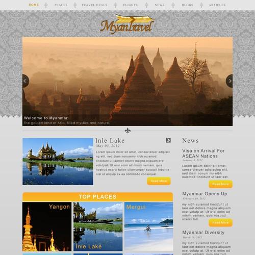 Design finalista por vinxdesign