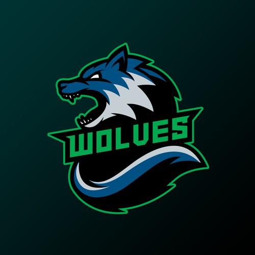 Community Contest: Design a new logo for the Minnesota Timberwolves! Design von steellegion
