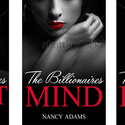Create Appealing Romance Cover for New Billionaire Romance Trilogy! Design by LSDdesign