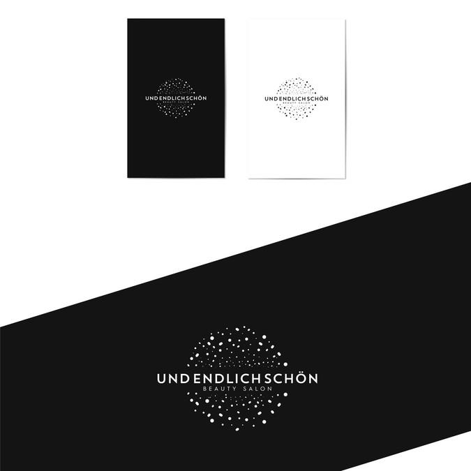 Design gagnant de svart ink