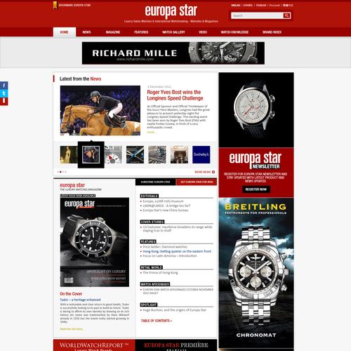 Design finalista por orbit experience
