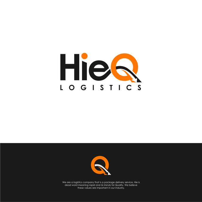 Design an amazing logo for a new logistics company | Logo design contest