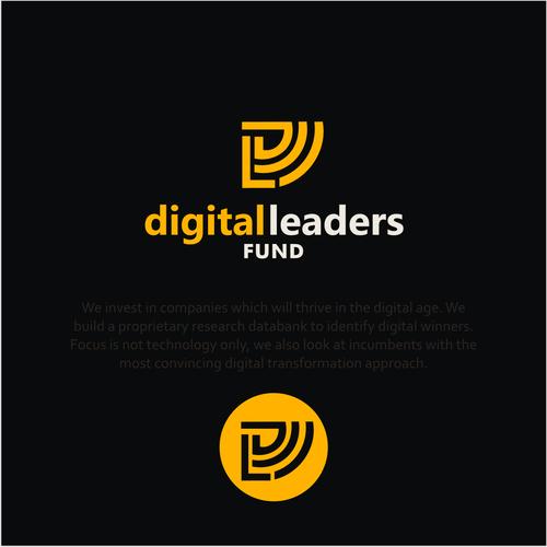 Logo Design For The Digital Leaders Fund Logo Design Contest 99designs