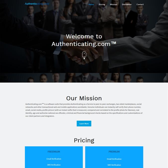 Winning design by Designpro86 ✅