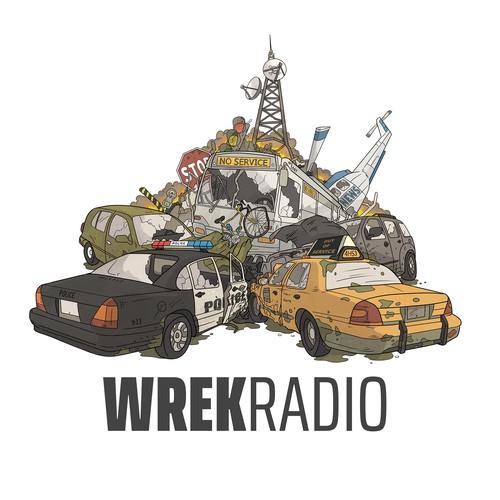 Illustration-Logo Design for an Online Podcast Network Ontwerp door jerryhiggy