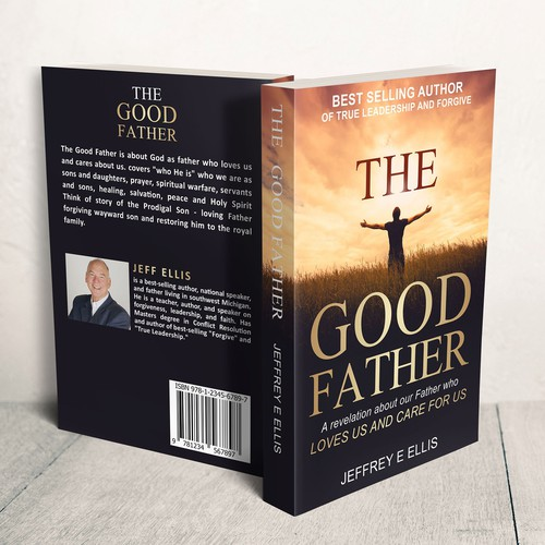 The Good Father | Book cover contest