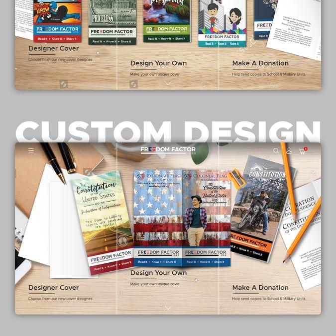 Design gagnant de Khumairart